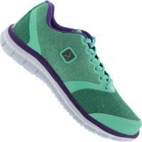 4a1b9bef5e6 Tênis Fitness Verde feminino