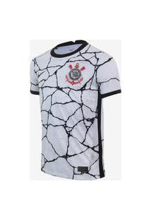 Camisa Nike Corinthians I 2021/22 Torcedor Infantil