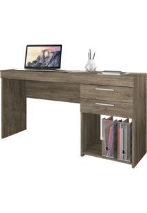 Mesa Para Computador Office 2 Gv Canela