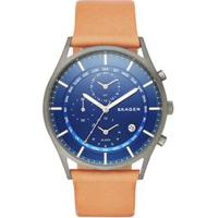 42241ac10b1 Off Premium. Relógio Skagen Masculino Holst