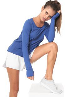 Camiseta Hope Resort Lisa Azul - Azul - Feminino - Dafiti