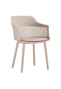 Cadeira Marcela Nude Rivatti