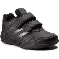 Tênis Infantil Adidas Altarun Cf K - Masculino-Preto 8dd12c54de7e2