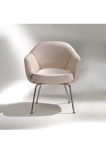 Cadeira Saarinen 71 Estrutura Aço Inox Studio Mais Design By Eero Saarinen