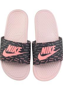 a266801826 Oscar Calcados. Chinelo Nike Benassi Jdi Feminino