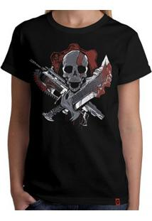 Camiseta Gears Of God