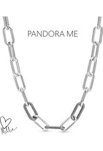 Colar Link - Pandora Me - 45 Cm