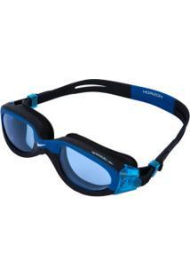 Óculos De Natação Speedo Horizon - Adulto - Preto/Azul
