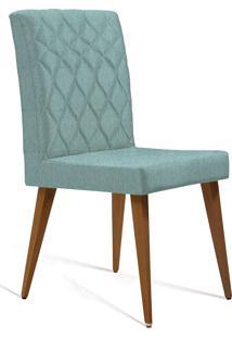 Cadeira Julia T1090-Daf Mobiliário - Verde