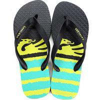 94f7fb20c Chinelo Cavalera Greg Masculino - Masculino-Preto+Amarelo