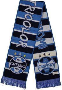 Cachecol Grêmio 4 Estações