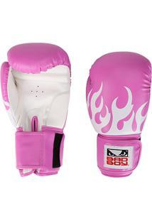 Luva De Boxe/Muay Thai Feminina Treino Bad Boy 12 Oz - Feminino
