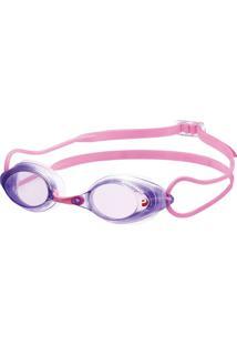 Óculos Para Natação Srx-N Paf Lilás Com Cristal Swans