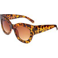 8a6ae7a792c6b Óculos De Sol Casual Plastico feminino   Shoes4you
