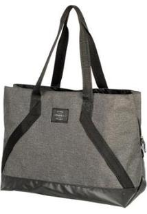 Bolsa Para Notebook Casual Oneill Isiway Onb1900100 - Unissex-Cinza