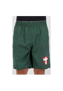 Bermuda Palmeiras Palestra Verde