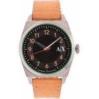7980ef60ed2 Relógios Fivela Giorgio Armani masculino