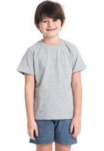 Pijama Infantil Masculino Curto Gustavo