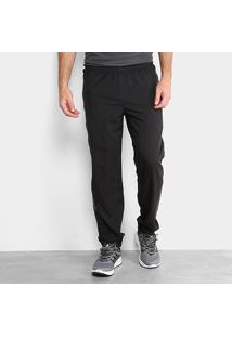 Calça Adidas Workout Climacool Masculina - Masculino-Preto
