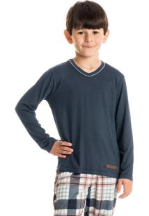 Pijama Heitor Longo Infantil