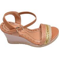 9c020ee93 Sandália Comfortflex Salto Anabela feminina | Shoes4you