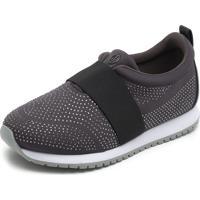 5c3f8ffb6 Tênis Cinza Dumond feminino | Shoes4you