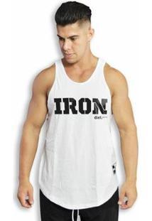 Regata Masculina Iron Diet Tradicional - Masculino