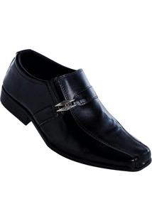 Sapato Preto Masculino Social