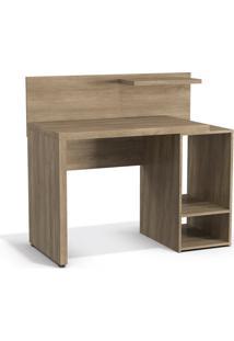 Mesa Para Computador Harisson Nogal