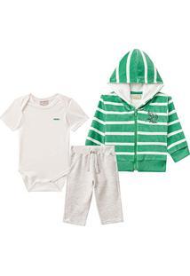 Conjunto Para Menino Cotton infantil  0c66e66d72fa4