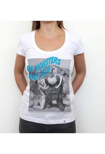 Of Monsters And Men - Camiseta Clássica Feminina