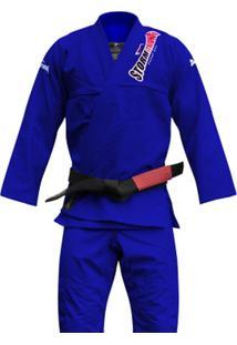 Kimono Stormstrong Jiu-Jitsu Super Pro - Unissex