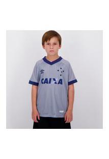 Camisa Umbro Cruzeiro Iii 2018 Juvenil