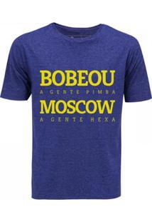 Camiseta Zé Carretilha Brasil Bobeou Masculina - Masculino