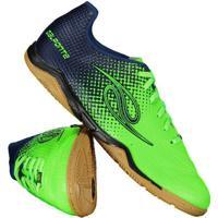 b4999637c9 Fut Fanatics. Chuteira Dalponte Flash Futsal Verde