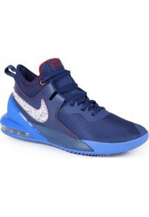 Tênis Casual Masculino Nike Air Max Impact Azul