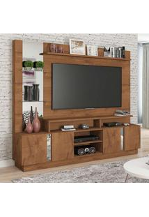 Estante Para Home Theater E Tv 60 Polegadas Munique Savana 200 Cm