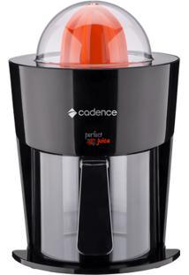 Espremedor De Frutas Cadence Automático Perfect Juice Esp500 Preto 220V