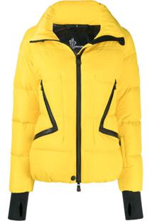 Moncler Grenoble Padded Jacket - Amarelo
