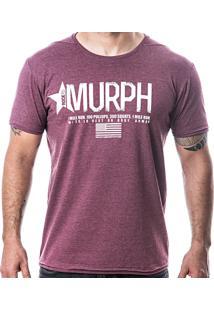 Camiseta Crossfit Murph Rock Fit