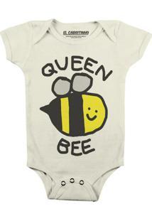 Queen Bee - Body Infantil