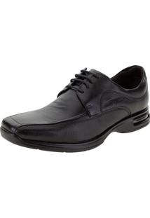 Sapato Masculino Social Air Spot Democrata - 448026 Preto 01 37