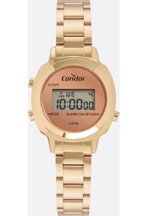 Relógio Feminino Digital Condor Cojh512Aj4J