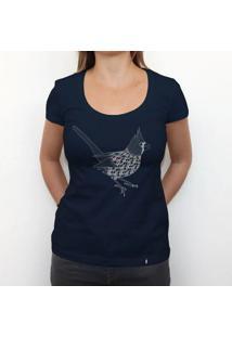 Winter - Camiseta Clássica Feminina