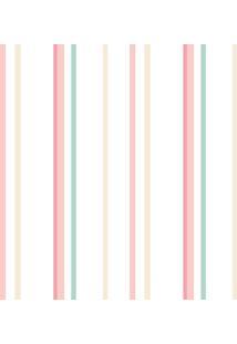 Papel De Parede Lymdecor Soft Patch Multicolorido