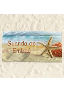 Toalha De Praia Guarda Do Embaú Pump Up
