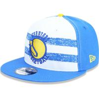 Boné 950 Golden State Warriors Nba Aba Reta Snapback New Era -  Masculino-Branco+ 0e9db6ff1f5