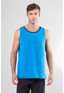 Regata Esporte Dupla Face Fluor Reserva Masculina - Masculino-Azul d022e0b57aa