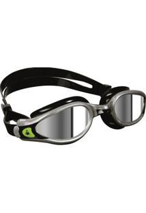Óculos De Natação Masculino Aqua Sphere Kaiman Exo Lente Espelhada - Masculino