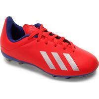 45a7501d05 Chuteira Campo Infantil Adidas X 18.4 Fg - Masculino